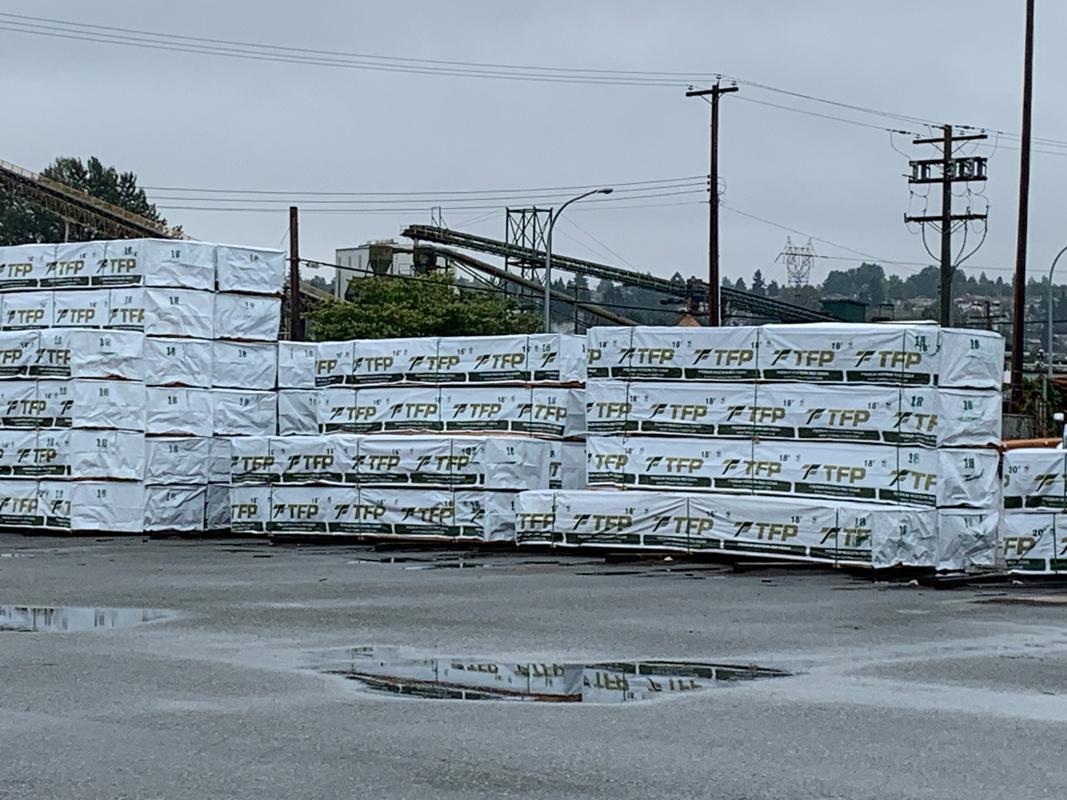 lumber wraps